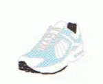 Running Shoe - Enamel Charm